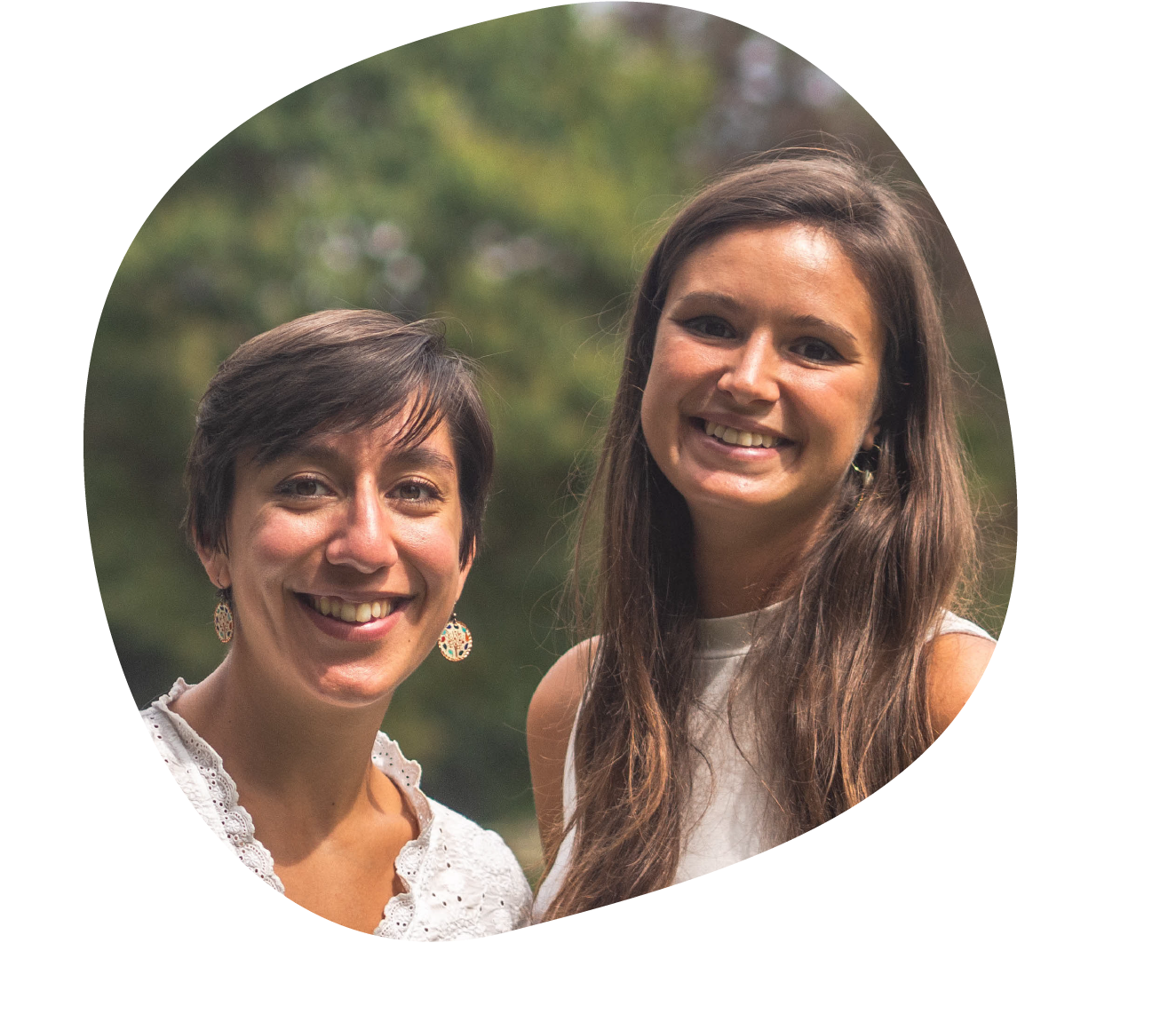 Marion et Annabelle fondatrices Chouette Impact